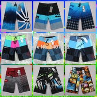 bermudas shorts - new men s board shorts beach Brand shorts surfing bermudas masculina de marca swimwear men boardshorts surf