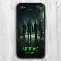 Plastic arrow tv series - Yark US Comic TV Series Green Arrow Custom Design Hard Plastic Mobile Phone Bag Case Cover for iphone s s plus for Samsung