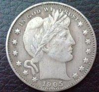 barber half - O S Barber Half Dollars Coins