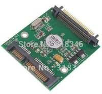 Wholesale 50 Pin IDE to Pin SATA Male Adapter Converter JM20330 Chipest