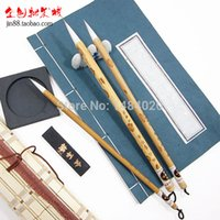 acura paint - Chinese Acura Baiyun woolen writing brush painting amp calligraphy brush small medium large three size set