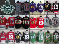 Wholesale chicago janathan toews Practice CCM Throwback Final Stanley Cup Season ICE Hockey jerseys Price Polyester Jersey
