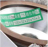 Wholesale Freeshipping resin Diamond Grinding Wheel mm diameter Abrasive Grinder for sharpen tungsten carbide tips