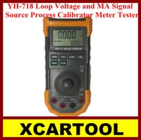 best signal system - New arrival XCARTOOL Best Selling New YH Loop Volt and MA Signal Source Process Calibrator Meter Tester