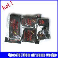 Cheap Klom black Small middle big U air wedges set pump wedge auto lockout tool ,air pump wedge auto entry tools
