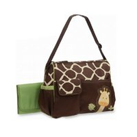 giraffe print - Fashion Prints Animal Diaper Bag Mummy Bag Nappy Bag Zebra Or Giraffe Babyboom Multifunctional Fashion Infanticipate Bag Mother Baby bag