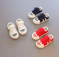 Cheap 1-3 years old newborn girl stick with canvas shoes Wholesale children slip bottom student walking casual shoes 5pair 10pcs L1