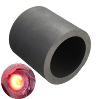 Wholesale 40mm x mm Graphite Crucible Melt Gold Silver Platinum scrap metals