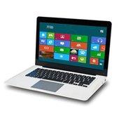 Cheap 14.1 inch cheap laptop computer ultra thin J1800 N2840 2.4GHZ 4G 500G notebook computer windows 7 8