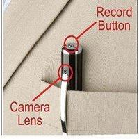 Wholesale Mini Camera Spy Cam Recorder Pen Recording Pen Hidden Camera Supports GB TF Micro SD Card DV DVR Video Mini Camcorder