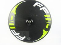 Wholesale FFWD painting full carbon road bike disc wheels bicycle rear of track road cycling wheel bike accessories