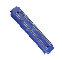 bamboo kitchen counters - Strong Magnetic Knife Tool Rest Shelf for Kitchen Pub Bar Counter Deep Blue K5BO