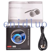 Cheap mini 503 headset Best Bluetooth Headset