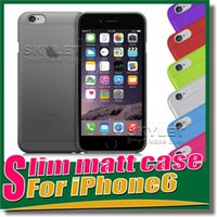 Wholesale Iphone and plus Case Thin TPU Newest Soft matt Transparent TPU Gel Cover Cases For Iphone S Galaxy S5 Note DHL