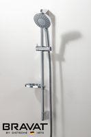 Wholesale Modern Chrome Stainless Steel Bathroom Sliding Bar With Shower Set Shower Bar