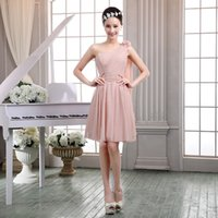 sister of the bride dress - The new bride married sisters bridesmaid dress In the summer of cultivate one s morality show thin chiffon dress short paragraph toast