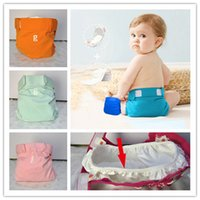 Wholesale 1PCS Reusable Baby Infant Nappy Cloth Diapers Soft Covers Baby Washable Cloth Diaper G Style Training Pants