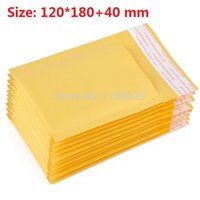 Wholesale 20pcs Padded Kraft Bubble Envelope Express Fragile Items Little gadgets Mailer Mailing Package Bags mm