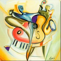 bass paintings - Bass Ic Instinct by Alfred Gockel paintings Handmade Oil painting High quality