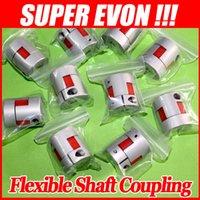 Wholesale 20pcslot coupling x8mm flexible coupling Plum shaft coupling mm D25 L30 shaft Coupler MB0014