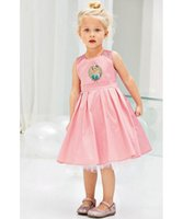clothing manufacturers - 30pcs Foreign trade children s clothing manufacturer direct group of frozen girls ice romance dress hql