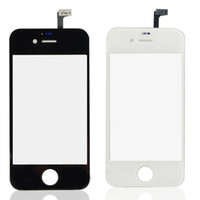 bar accessories wholesale - Brand New Touch Screen Display Glass Digitizer High Quality Replacement Accessories For iPhone S