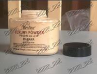 Cream to Powder banana factory - Factory Direct DHL New Makeup Face Natural Face Loose Powder Nutritious Banana Brighten Long lasting g