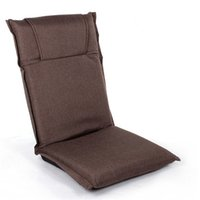 Wholesale Memory Foam Folding Chair Design Color Upholstered Living Room Furniture Step Adjustable Modern Floor Chair