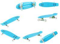 aluminum items - Finger skateboards small board fingerboard PU board aluminum alloy trucks indoor sports novelty items yellow color