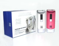 Wholesale NO NO Hair No No hair pro5 Women Epilator Professional Hair Removal Device For Face And Body Pink or Silver colros DHL