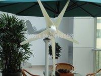 wind generator system - 700w wind generator system wind turbine V OR V with solar wind hybrid Controller W mono solar panel