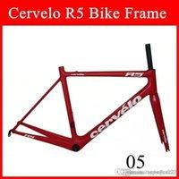 cervelo - Cervelo RCA New Arrival Carbon Bike Frame Black Color R5 Super Light Good Quality Road Bicycle Frame Complete Complete Carbon Fibre Frame