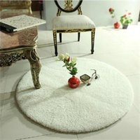 Wholesale 2014 New HE Practical Rounded Anti skid Carpet Living Dining Bedroom Wool Carpet Home Decor EH