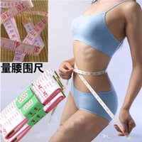 Wholesale 100 wholesales cm inch Soft Ruler Sewing Tailor Body Measuring Measure Tape Flexible Rule