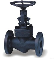 forged steel valves - High Pressure Forged Steel Globe Valve