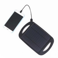 Wholesale 1pc Portable USB Charger Board Solar Panels for Cellphone Digital Products Charging Board