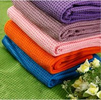 Wholesale 6 color Yoga Mat Cover Yoga Towel Yoga Mat Non slip Yoga Mats for Fitness Yoga Blanket Plum Blossom