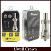 best spares - Uwell Crown ml Tank Sub ohm Spared ohm ohm coils Best for Smok Xcube Xcube Mini DHL
