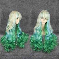 Cheap women's wig Best cosplay wig