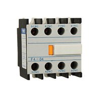 auxiliary contactor - Contact Relay Auxiliary NC Contactor Circuit Breaker