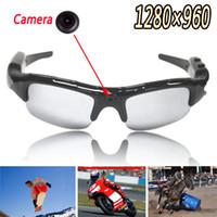None No HD 1280*960 pixels 2014 new mini spy sunglasses hidden camera mini camcorder Digital Glasses Camera Eyewear Video Voice Recorder DV DVR HD 1280*960 pixels