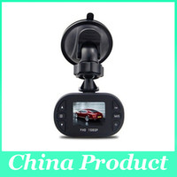 Wholesale Car DVR Mini P Digital Camera Video Recorder G sensor Coche Dash Cam Dashboard Dashcam Camcorders C