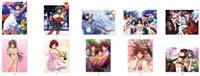 bed sheet and blankets - Clannad characters Nagisa Furukawa and Tomoyo Sakagami bed sheet Kuranado Kyou Fujibayashi Kotomi Ichinose Duvet Cover blanket
