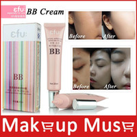 Wholesale Promotion Efu Perfect Cover Whitening BB face care cream long lasting Waetrproof and Moisturizer ml with box