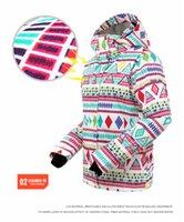 Wholesale Women Snow Coat Ski Suit Coats Women s Ski Jacket Outwear Snowboard Jackets For Warm Ski Wear High Quality GsouSnow Jackets