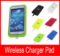 Cheap Wireless Charger QI Wireless Charger Pad for Samsung Galaxy S3 S4 S5 Note2 Note3 Iphone 6 6pluse 5 5S 5C
