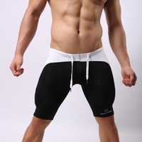 Wholesale B2223 Men s Sportswear Fitness Bodybuilding Running Tights Multifunctional Gym Shorts Trunks Brave Person