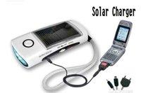 solar flashlight radio phone charger - Solar LED Torch Flashlight FM Radio Cell Phone Mp3 Mp4 Charger dy