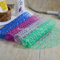 Wholesale New Bathroom Mat Non slip PVC Foot Massage Pad Kitchen Mat cm welcome to choose