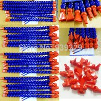 Wholesale 5pcs High Quality Flat Nozzle Flexible Water Oil Coolant Pipe Hose For Lathe CNC With Switch